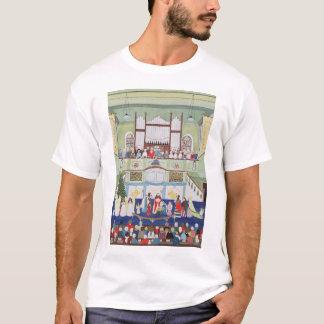 Mousehole Methodist Chapel Cornwall T-Shirt