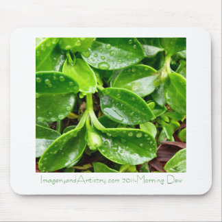 Mousepad3-Morning Dew Mouse Pad