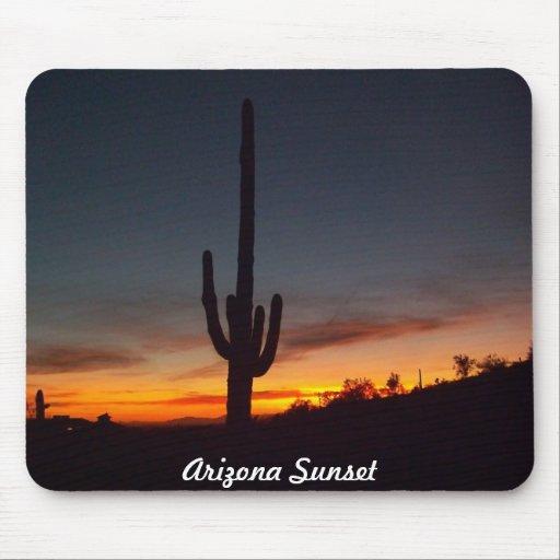 Mousepad Arizona Sunset