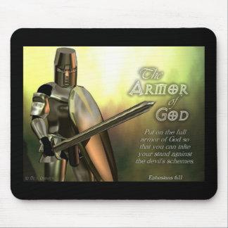 Mousepad Armor of GOD