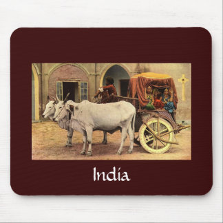 Mousepad- Awesome India Village Mouse Pad