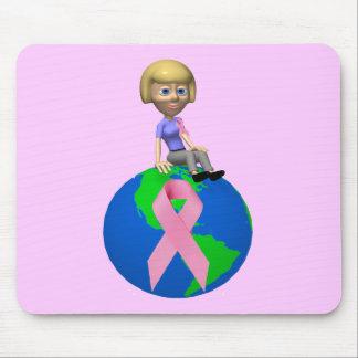 Mousepad - Battle Breast Cancer Together