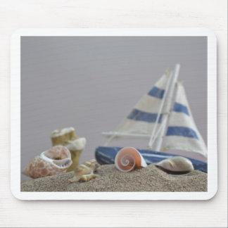 Mousepad Beach