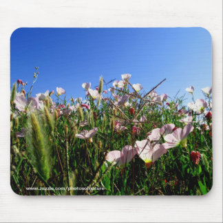 Mousepad - California wildflowers