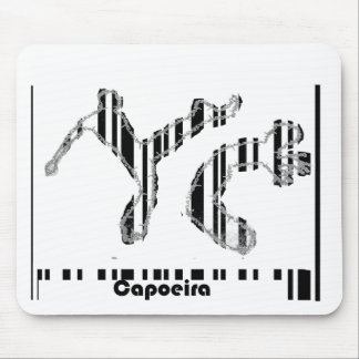 mousepad capoeira barcode