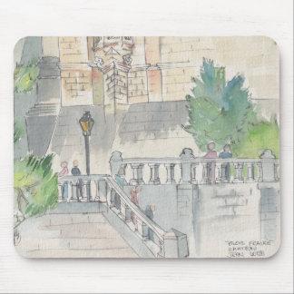 """Mousepad """"Chateau de Blois/France"""""""