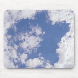 Mousepad cloud star
