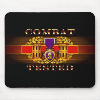 Mousepad COMBAT TESTED w/PH