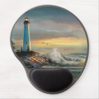 Mousepad Crisp Point Lighthouse