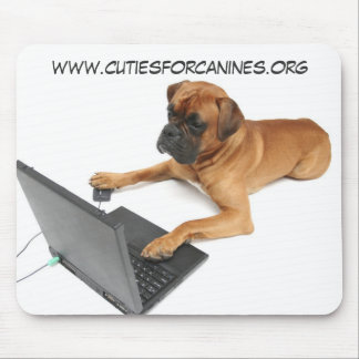 Mousepad Cuties for Canines