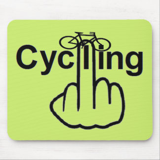 Mousepad Cycling Flip