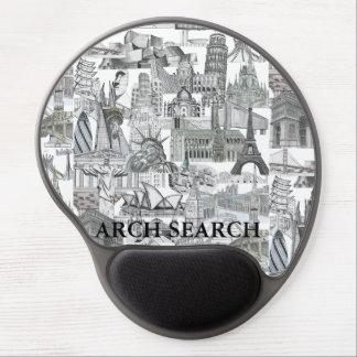 Mousepad de Mural Gel Arch Search