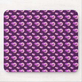 Mousepad Donuts eggplant