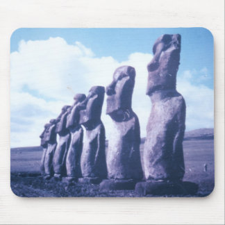 Mousepad-Easter Island, Chile Mouse Pad