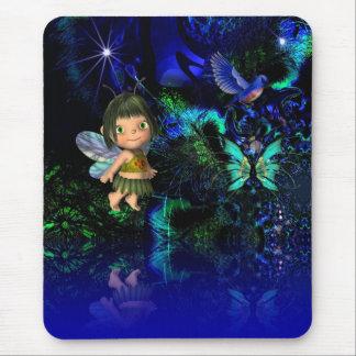 Mousepad Fantasy Art Star Angel Girl