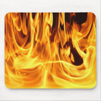 Mousepad Fire Design