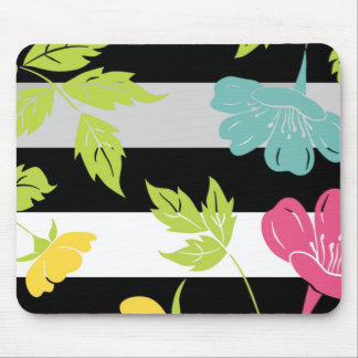 """Mousepad for girls """"colorful Leaves """""""