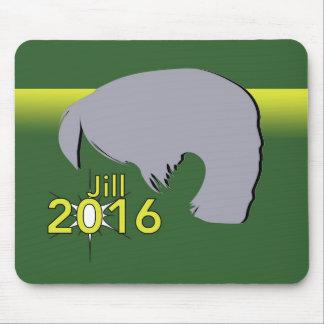 Mousepad Jill 2016 Graphic
