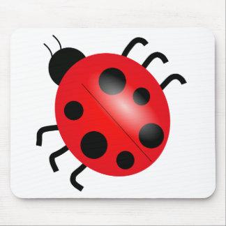 Mousepad - Ladybug Luck
