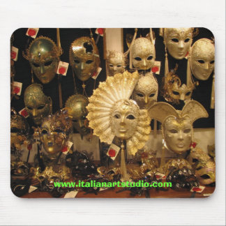 Mousepad Masks