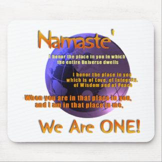 Mousepad  - Namaste