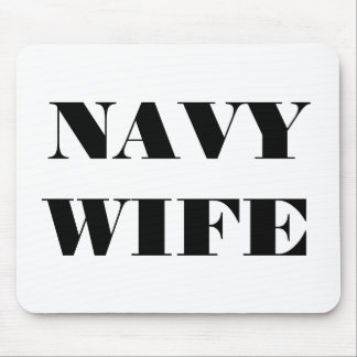 Mousepad Navy WIFE