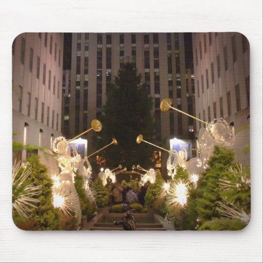 Mousepad - NY Rockefeller Center