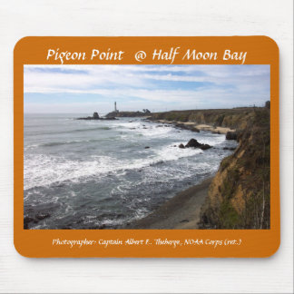 Mousepad Pigeon Point  @ Half Moon Bay
