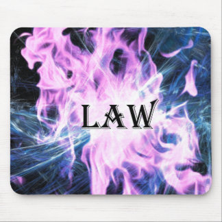 Mousepad -Pink Fire -Life After War