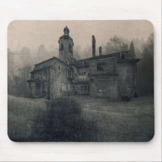 Mousepad - Place - spirit house draws