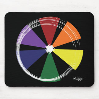 Mousepad PRIDE COLOR WHEEL