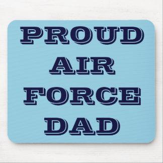 Mousepad Proud Air Force Dad