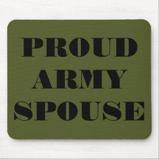 Mousepad Proud Army Spouse