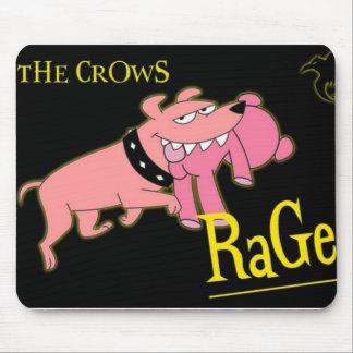 Mousepad Rage