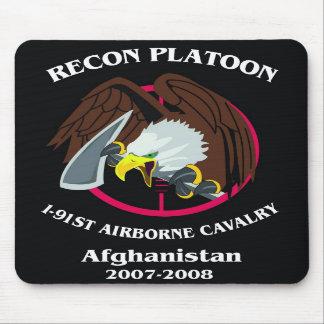 Mousepad - Recon Platoon Logo