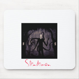Mousepad Slenderman