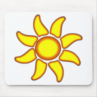 Mousepad- sunflower mouse pad