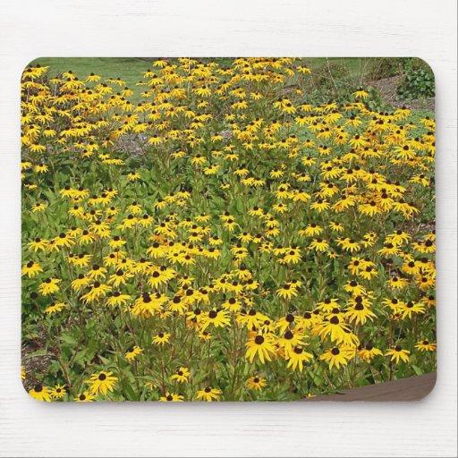 Mousepad - Sunflowers