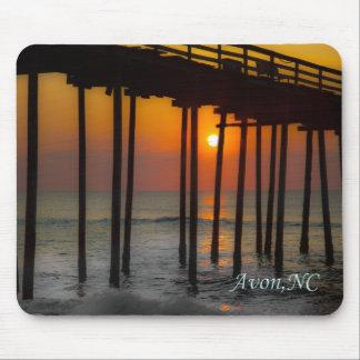 Mousepad - Sunrise at Avon, NC