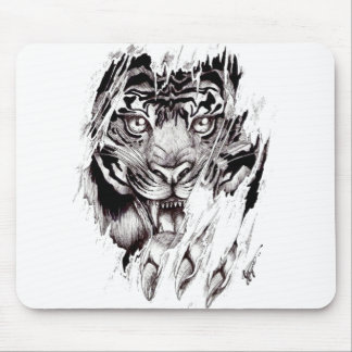 "Mousepad ""Tiger """