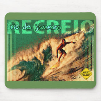 Mousepad West Surf III