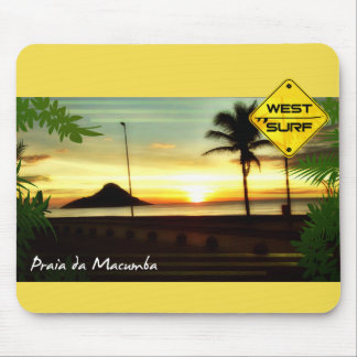 Mousepad West Surf V