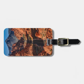 Mouses Tank Road - Valley Of Fire - Nevada Luggage Tag
