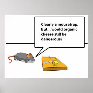 Mousetrap Print