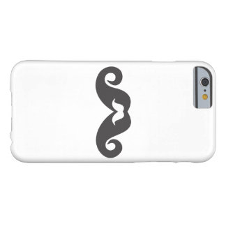 Moustach Barely There iPhone 6 Case