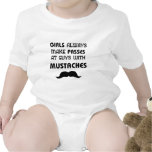 Moustache Baby Clothes Baby Bodysuits