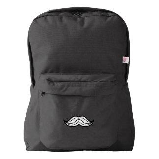 Moustache Backpack