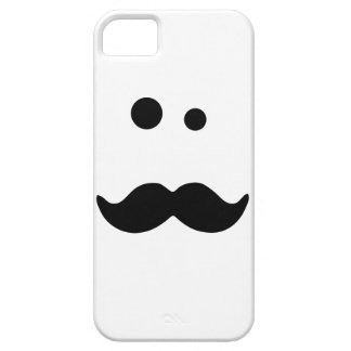 Moustache Barely There iPhone 5 Case
