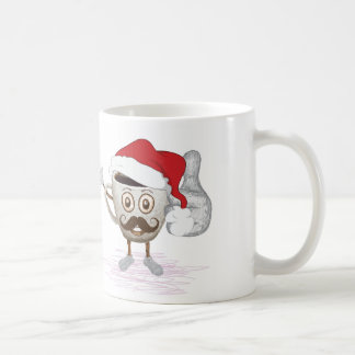 Moustache Best Boss Ever Coffee Mug