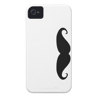 Moustache Blackberry case